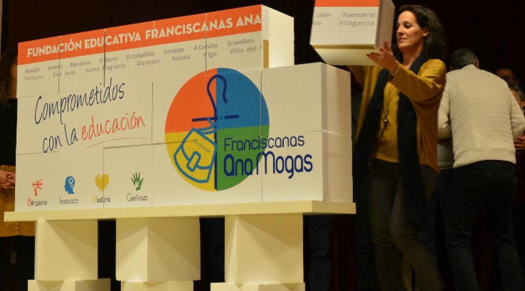 Presentación Oficial de la Fundación Educativa Franciscanas Ana Mogas
