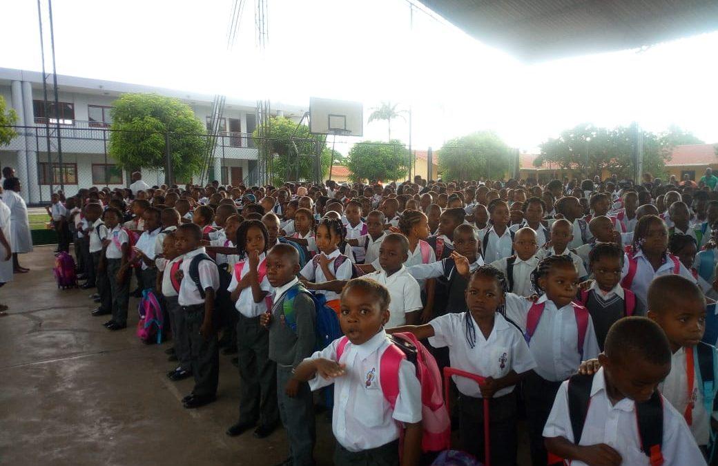 Matola – Apertura del año escolar 2019