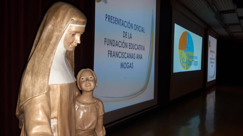 Presentación de la Fundación Educativa F. Ana Mogas
