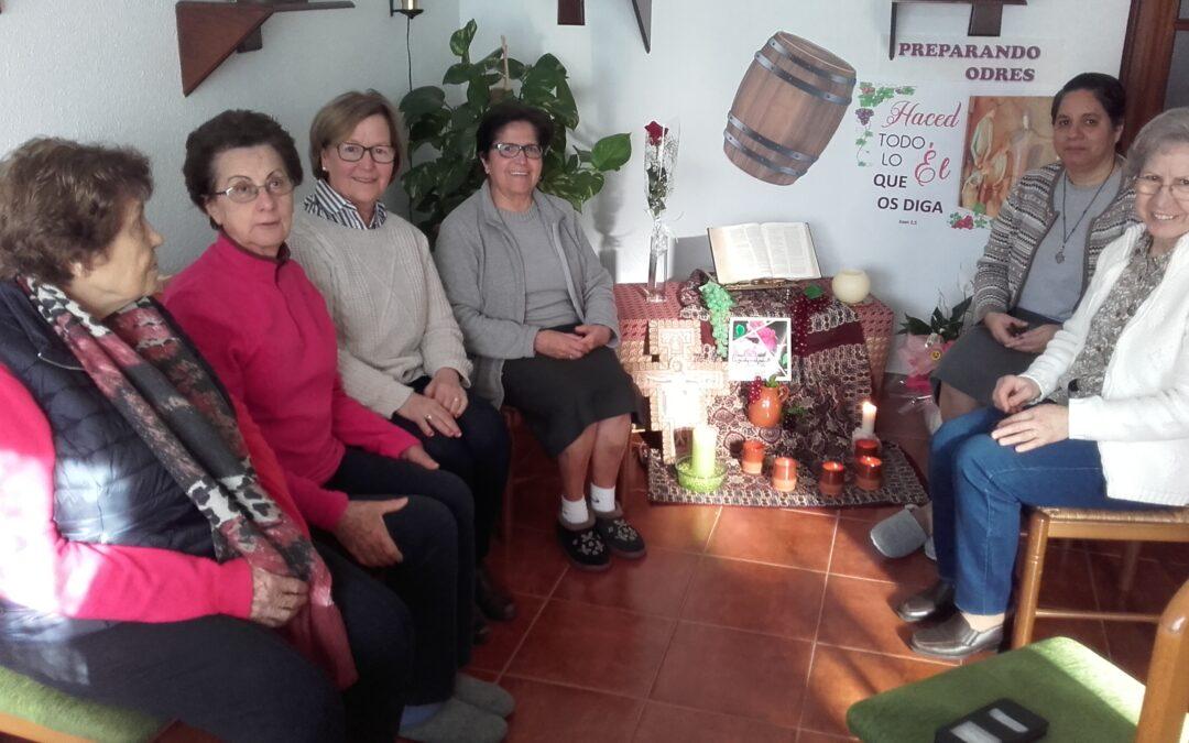 La Carlota: Ecos del retiro de Cuaresma
