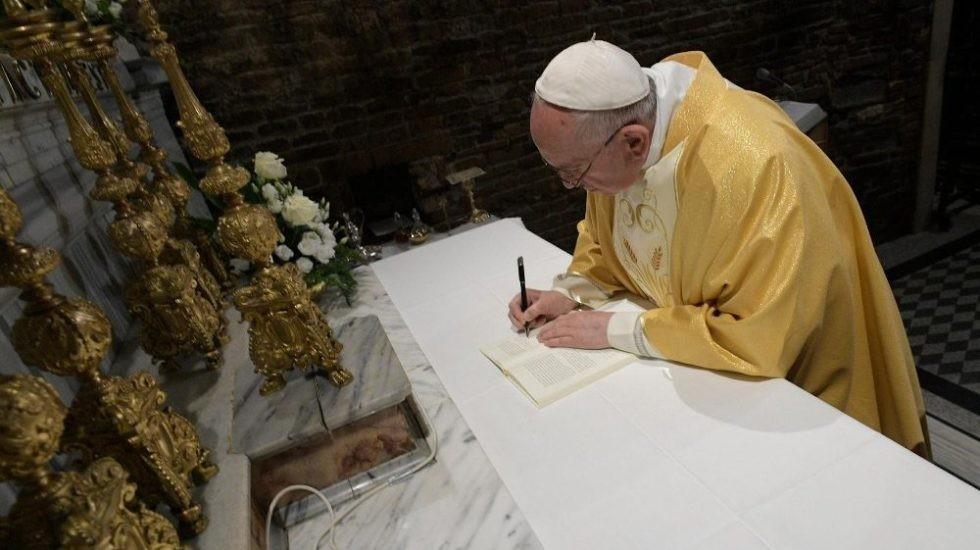 CHRISTUS VIVIT: Síntesis de la Exhortación Apostólica postsinodal