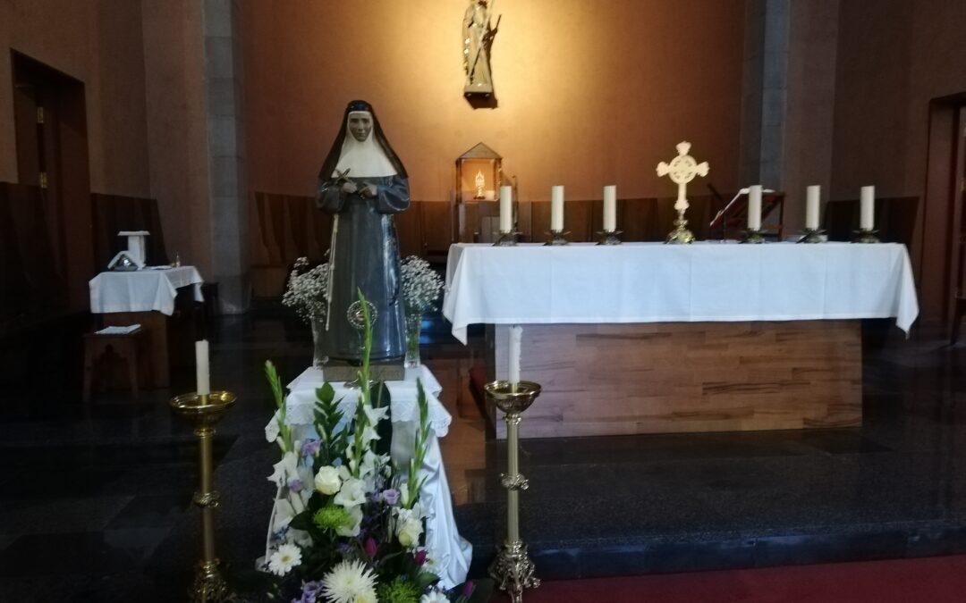 Un lugar para María Ana en Santa Eulalia de Corró de Vall