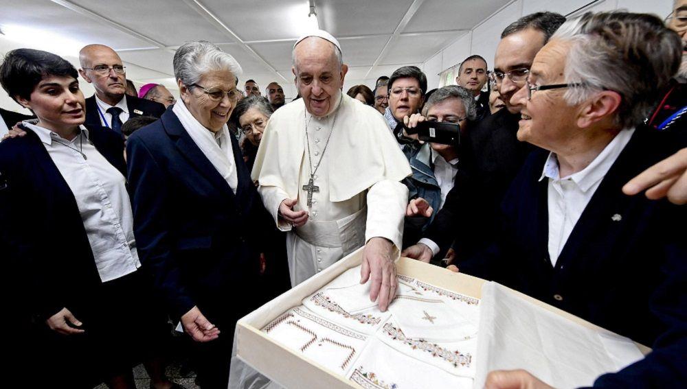 Mensaje del Papa Francisco al Clero y Religiosos/as de Marruecos