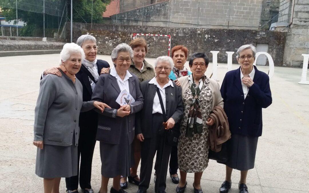 Vilagarcía rinde homenaje a Rosalina Calvo