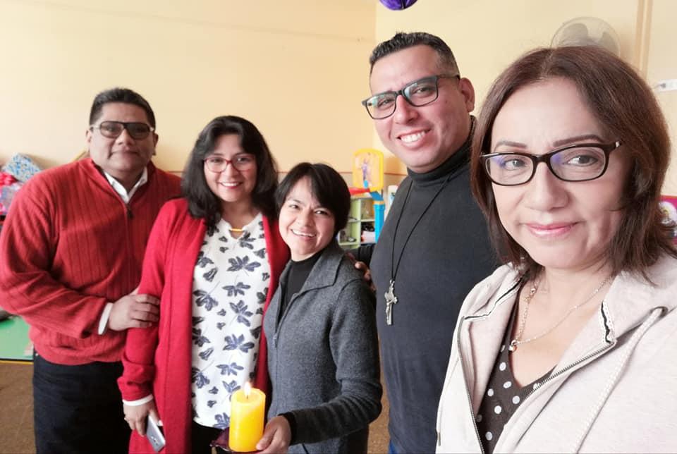 """AMAM – Paso de Etapa en Perú: """"Quiero poner  en tus huellas mi pie…"""""""