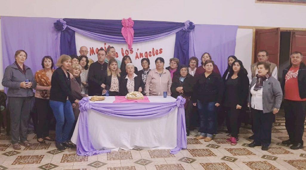 Una fiesta de la Familia Carismática