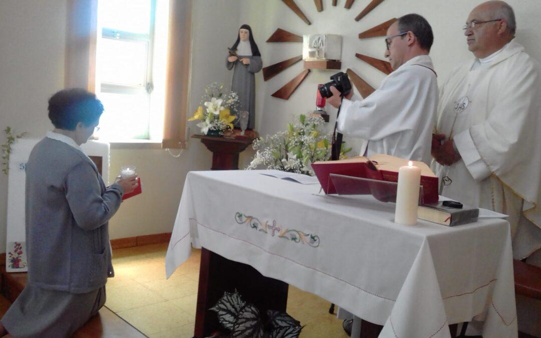 Celebração do Jubileo – 50 anos de Vida Consagrada