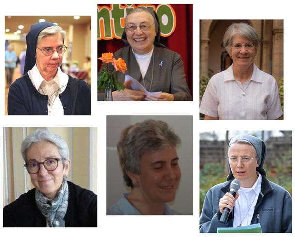 El Papa nombra a siete mujeres para el dicasterio de vida consagrada