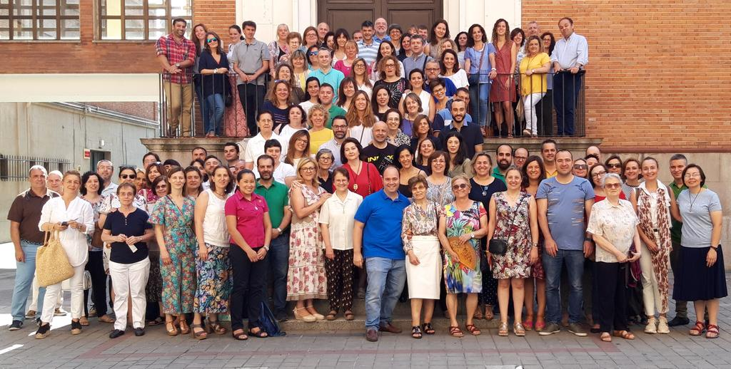 Encuentro de los Equipos Directivos de la Fundación Educativa Franciscanas Ana Mogas