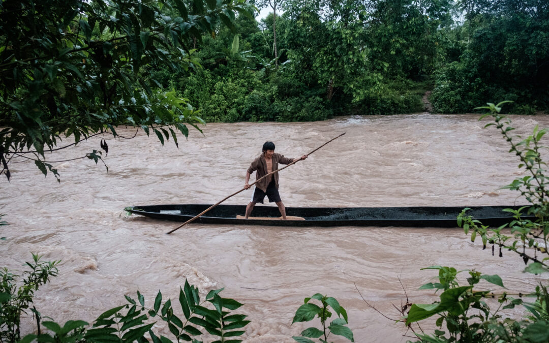 Levantamos la voz por la Amazonía