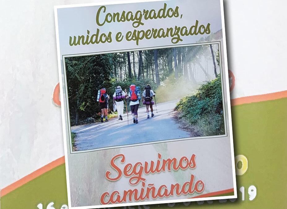 """""""Seguimos caminando"""": Asamblea Vida Consagrada – Galicia"""