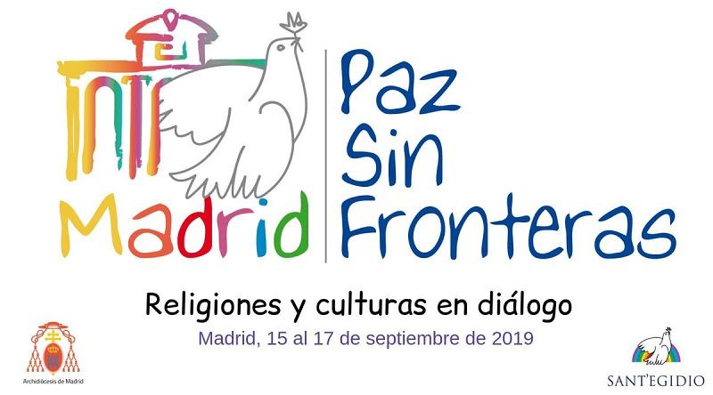 """Encuentro Internacional """"Paz sin Fronteras"""" – Madrid 2019"""