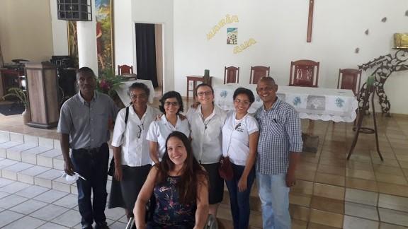 Primera celebración del día de la Familia Carismática en Boa Vista