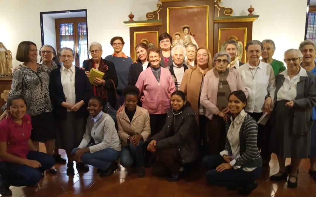 AMAM: Pasos de Etapa en Salamanca y Madrid, Casa Madre