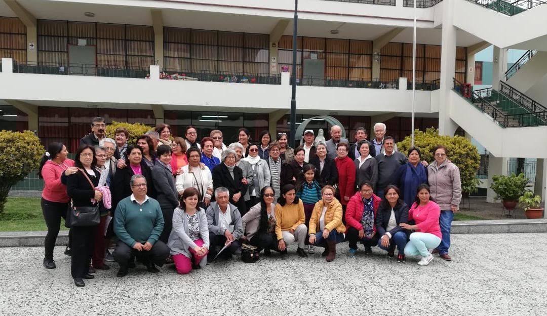 VI Asamblea Provincial de AMAM Perú