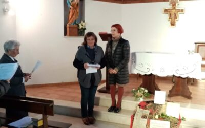 AMAM Fazendas de Almeirim: Celebração Festa de Maria Ana e Passagem de etapa