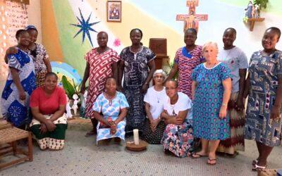 Celebración del nuevo año en Benín