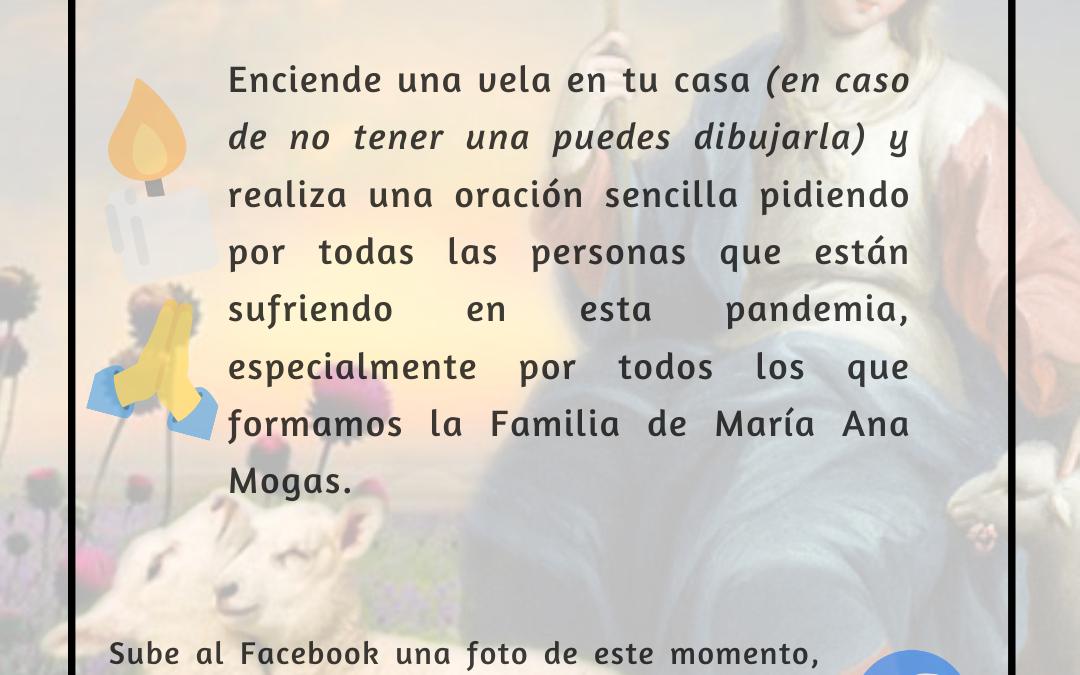 Primer día del Triduo a la Divina Pastora: María Mediadora