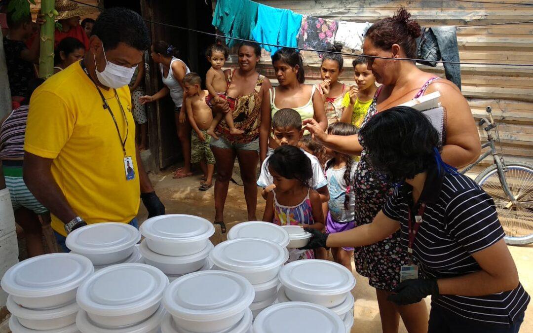 La situación de los refugiados venezolanos en Boa Vista