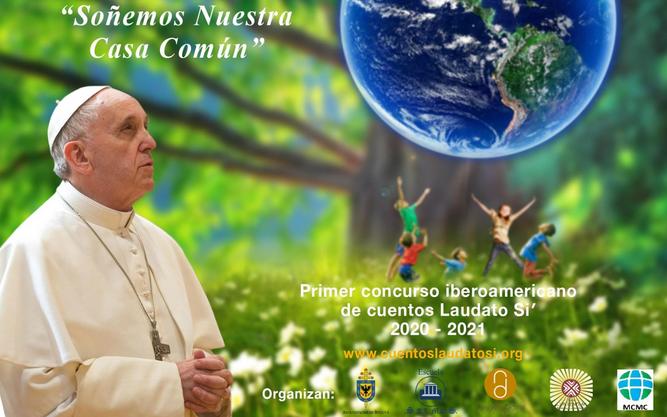Primer Concurso Iberoamericano de Cuentos Laudato Si'