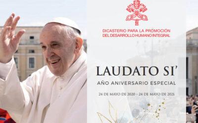 Laudato si' Año Aniversario Especial 2020-2021