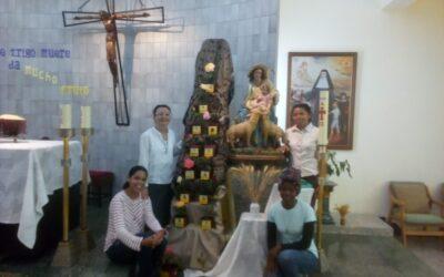 Compartiendo la vida con nuestras hermanas de Benavides