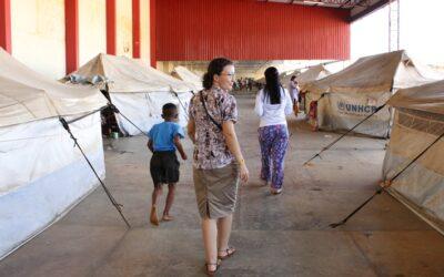 Misioneros en tiempos de coronavirus: Sofía Quintáns (Brasil)
