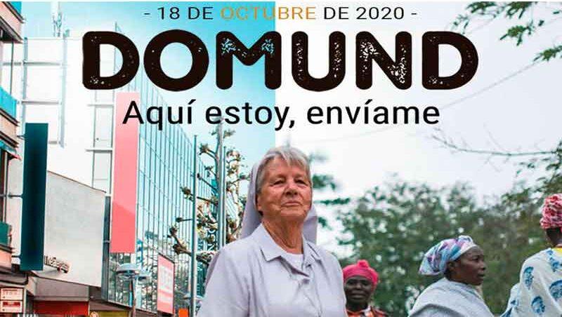 """DOMUND 2020: """"Aquí estoy, envíame"""""""