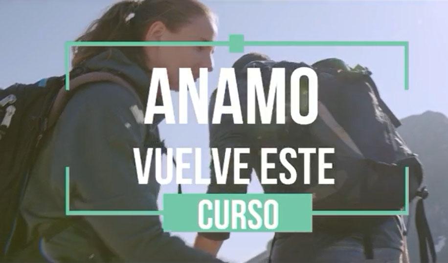 Próximo comienzo de los Grupos ANAMO
