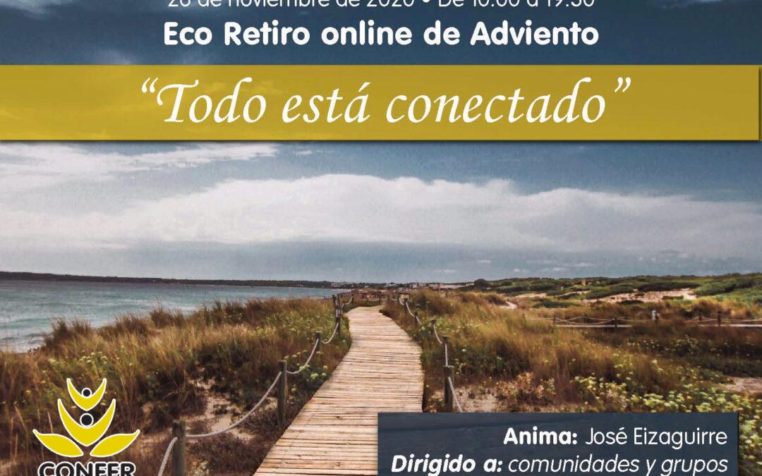 CONFER: Eco Retiro online de Adviento