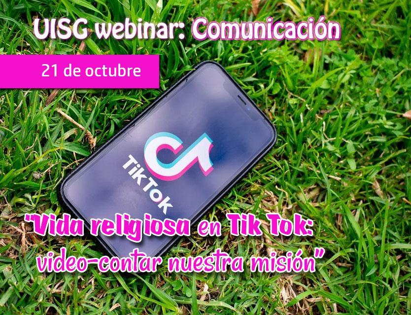 Próximos seminarios web de la UISG