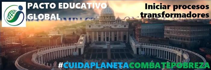 «Enlázate por la Justicia» se suma al Pacto Educativo Global que propone el Papa Francisco
