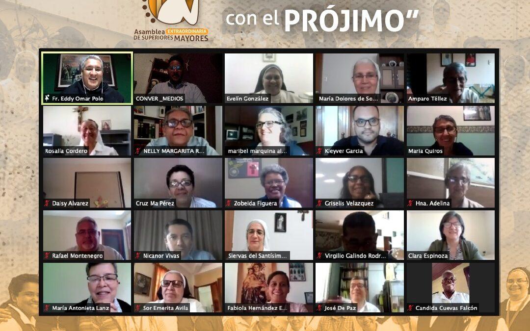 Mensaje de la Asamblea Extraordinaria de la Conferencia Venezolana de Religiosas y Religiosos (CONVER)