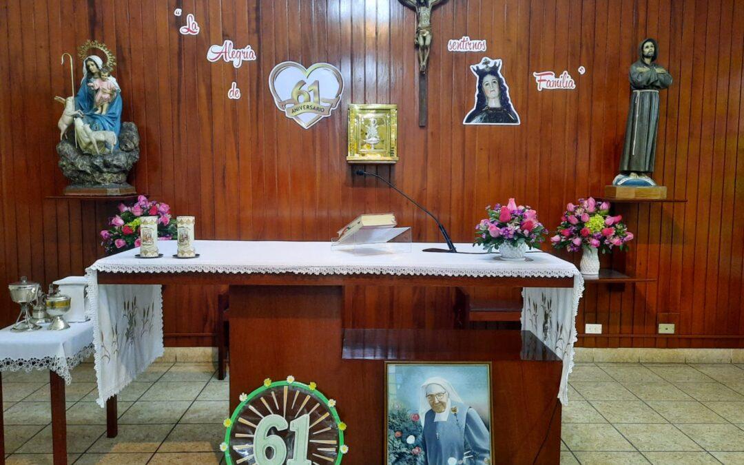 Lima: Aniversario del Colegio Santa Isabel de Hungría