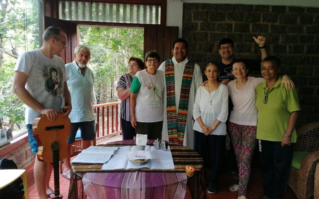 Retiro da Família Franciscana em Boa Vista