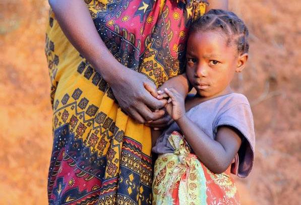 Campaña de Navidad: fotografía solidaria con Mozambique