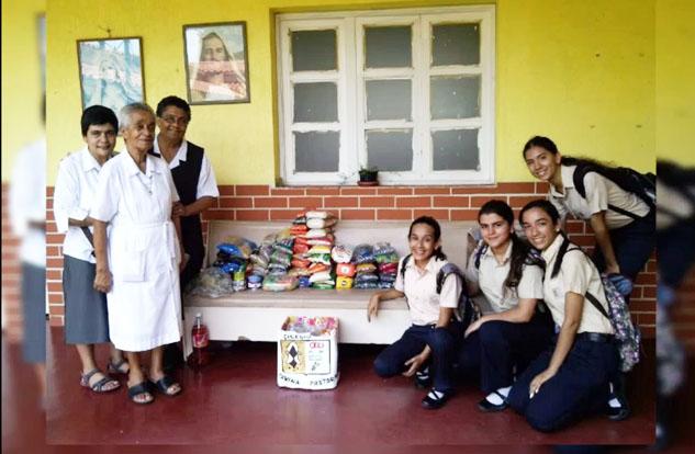 La caridad en pandemia, la caridad siempre