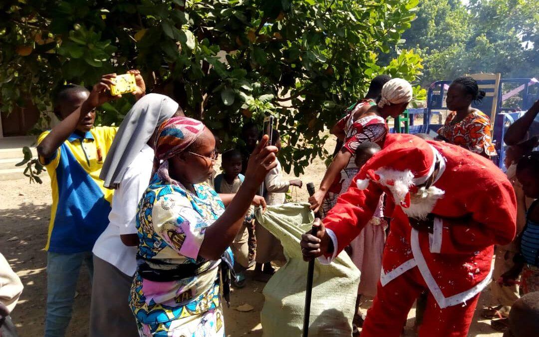 Celebraciones navideñas y del nuevo año en Benín