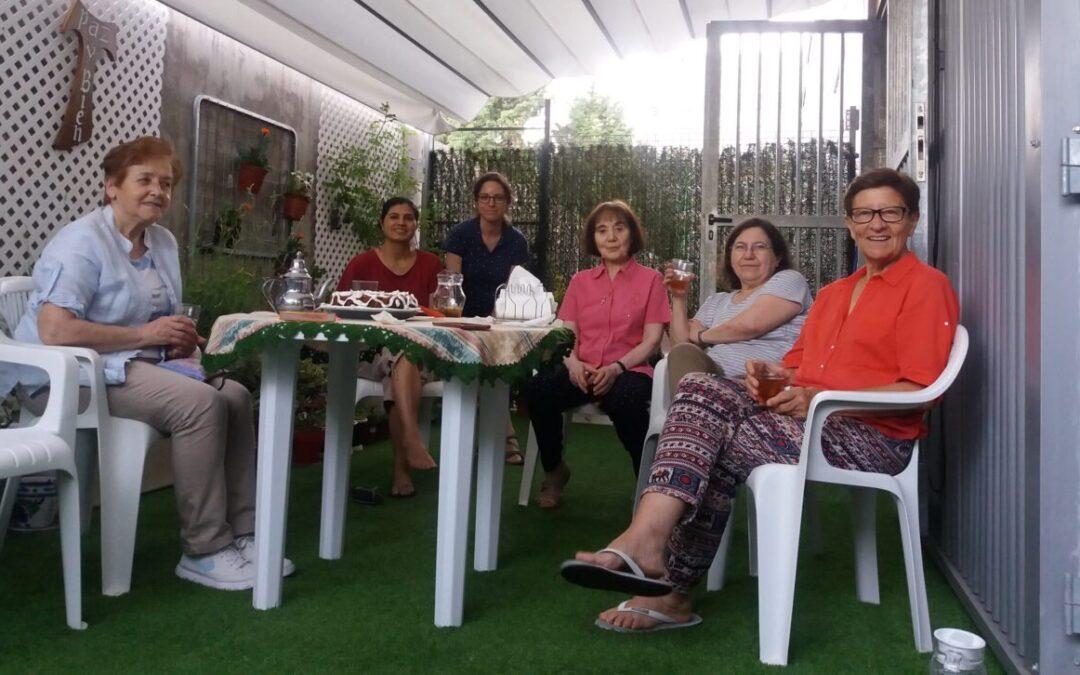 V aniversario del proyecto Residencial JMJ 2011