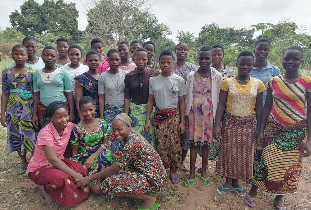 Encuentro de Pastoral Vocacional en Benín
