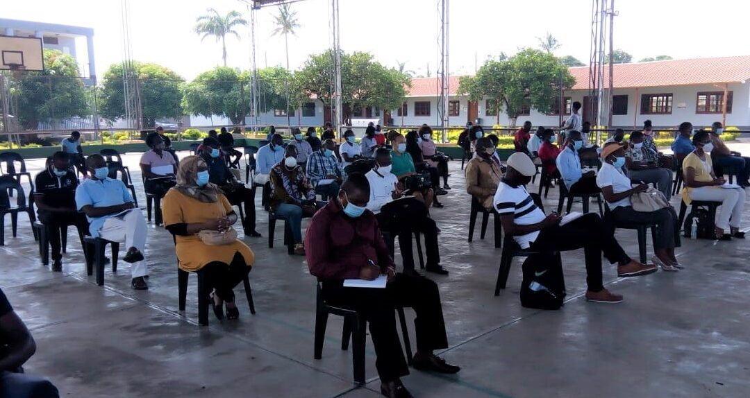 Reanudamos el curso escolar en Mozambique