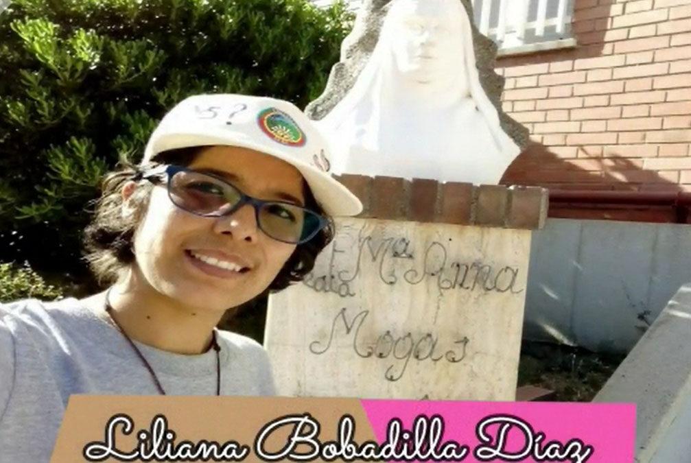 Próxima Profesión Perpetua de Liliana, en Perú