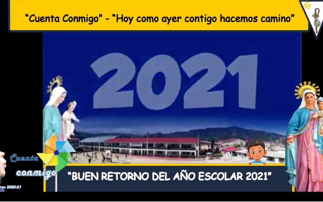 Inicio del nuevo Año Escolar en Perú