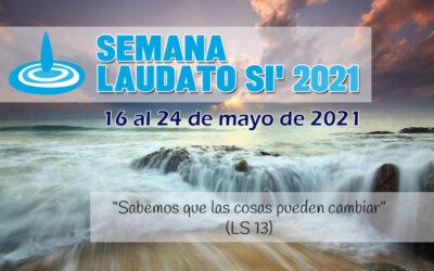 Semana Laudato Si' 2021