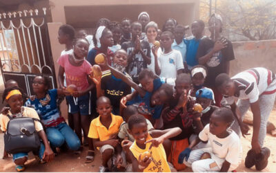 """Proyecto """"Amigos de Jesús"""", de Mozambique"""