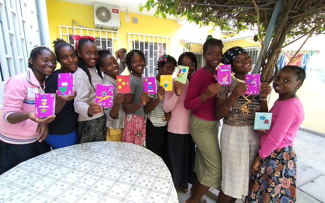 Experiencia vocacional en Luanda