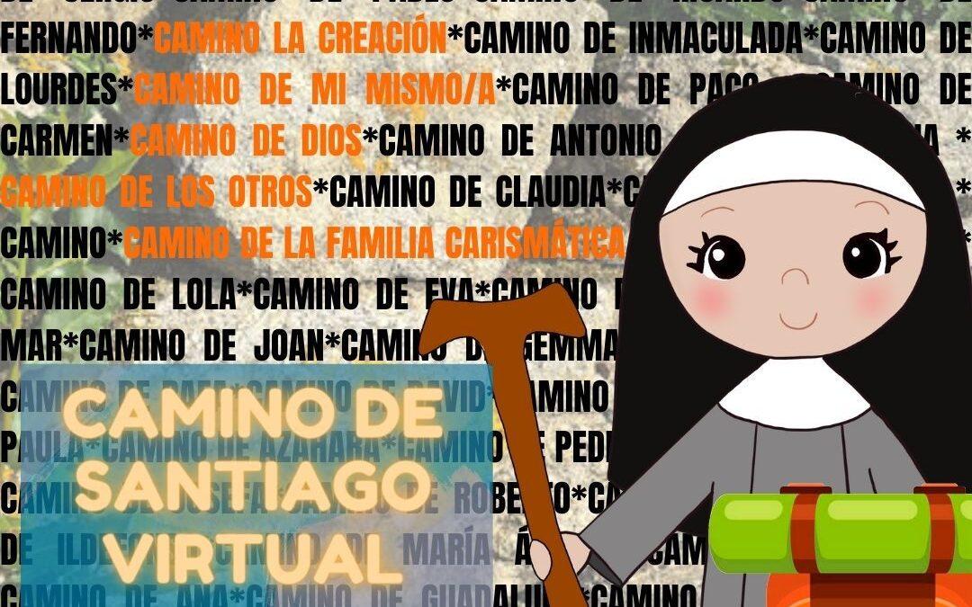 Camino Santiago online de la Familia Carismática