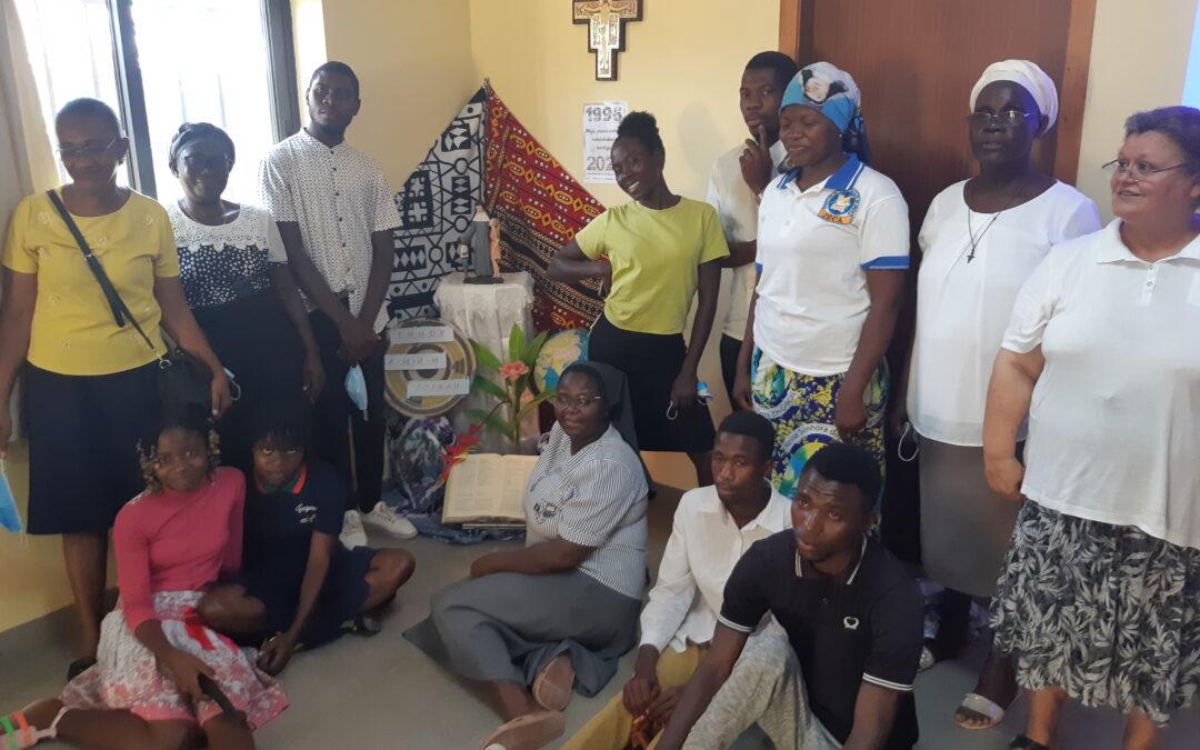 Celebración en Angola del 25 Aniversario de la Beatificación